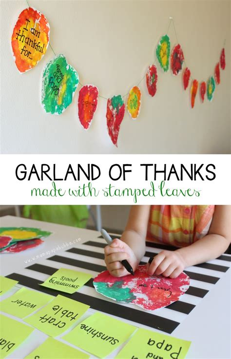 gratitude crafts for crafts and activities that teach gratitude the joys of boys