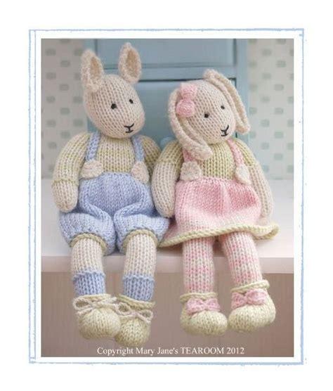 knitting patterns toys free downloads samuel baby bunnies 2 pattern deal pdf
