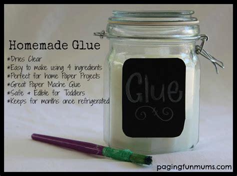 glue recipe glue recipe thifty sue