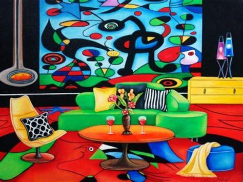 Der Garten Miro by Studio647 Surrealism Joan Miro