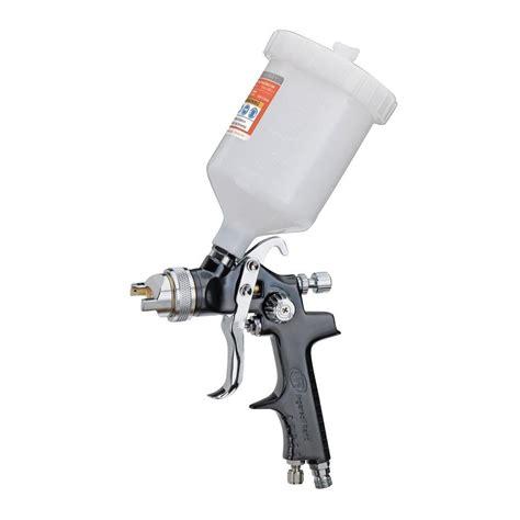 home depot paint gun ingersoll rand 210 gal gravity feed spray gun 210g the