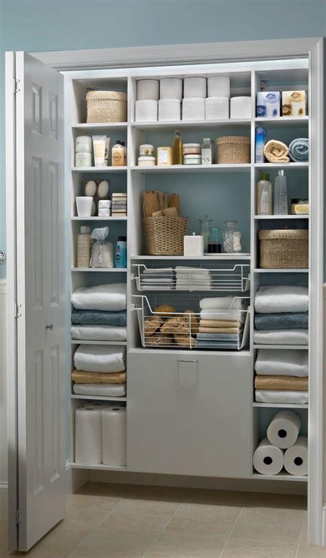 linen closet best 25 linen closets ideas on bathroom
