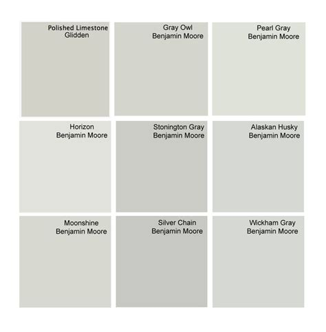paint colors grey the best gray paint bill house plans