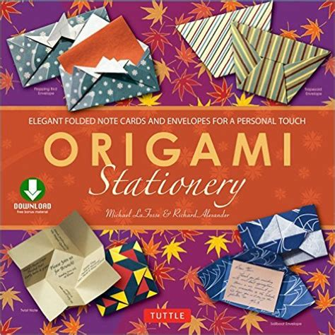 origami stationery 22 delightful products for who to write and