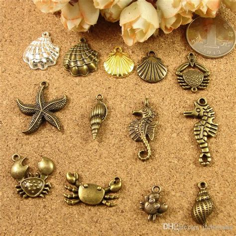 jewelry material 2017 diy handmade jewelry material package accessories sea