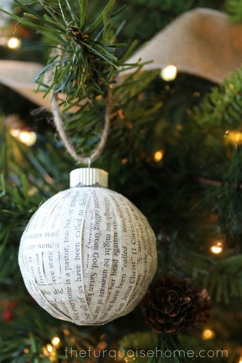 how to make paper ornaments for tree tree ornaments to make with your