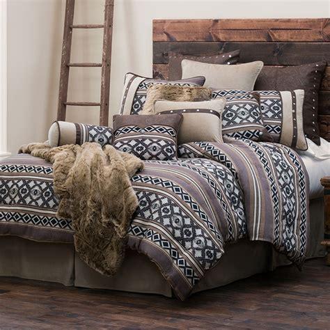 western bedding sets tucson southwestern geometric pattern western bedding set