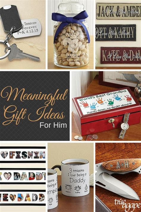 meaningful gift ideas meaningful gift ideas for him gift gift crafts and blogging