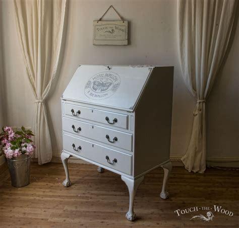 shabby chic desks 20140404 shabby chic writing desk bureau15 11 touch the wood