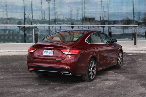 2015 Chrysler 200c Awd Review by Review 2015 Chrysler 200c Awd Canadian Auto Review
