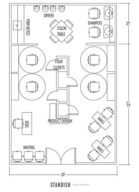 nail salon floor plan design nail salon designs floor plan www pixshark images