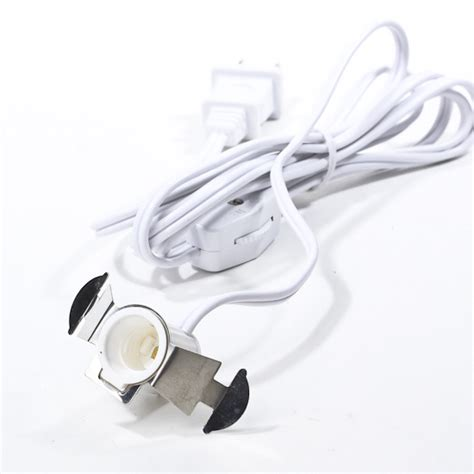 cord light socket single bulb light cord for crafts