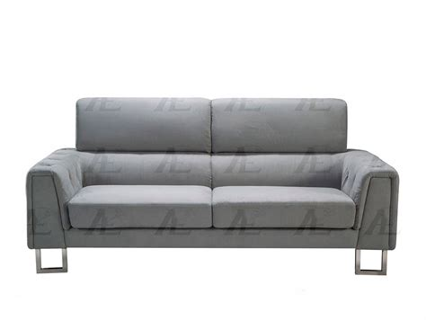 grey microfiber sofa gray microfiber sofa ae369 fabric sofas