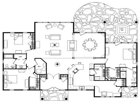 log home floor plans log modular home plans unique cabin