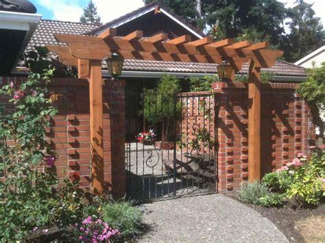 vegetable garden trellis plans outdoor decorations