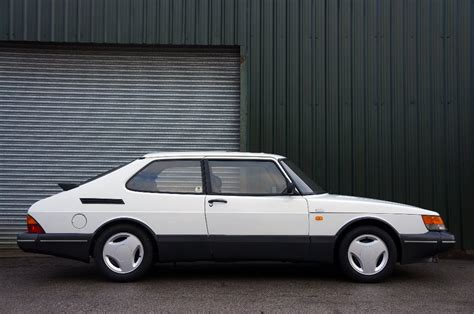 saab 900 turbo s 16v for sale from cheshire sport classics
