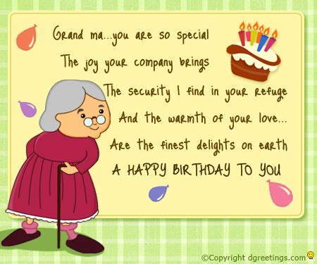 how to make a birthday card for grandmother grandmother birthday card