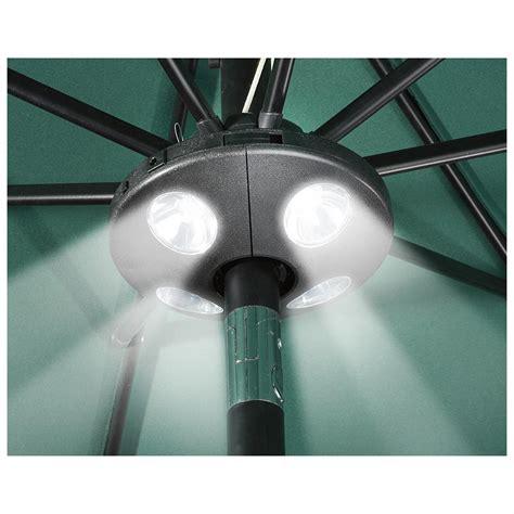 led patio umbrella lights 16 led umbrella light 581052 patio umbrellas at