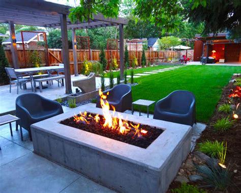 modern backyard modern backyard landscape houzz