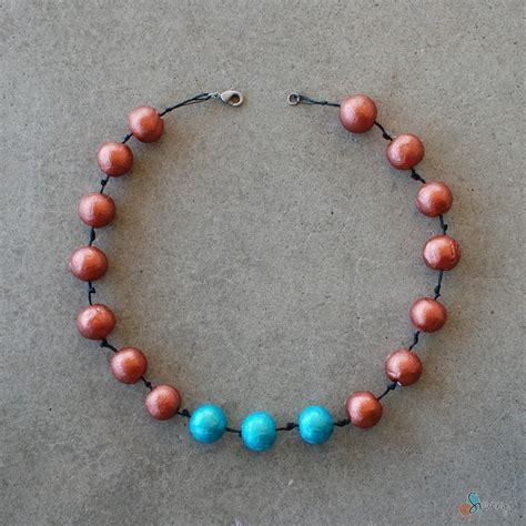 paper bead jewelry ideas how to make an figurine