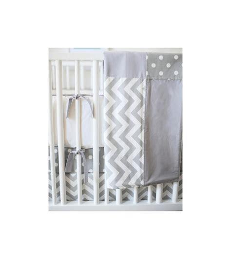zig zag crib bedding set new arrivals zig zag grey 3 baby crib bedding set