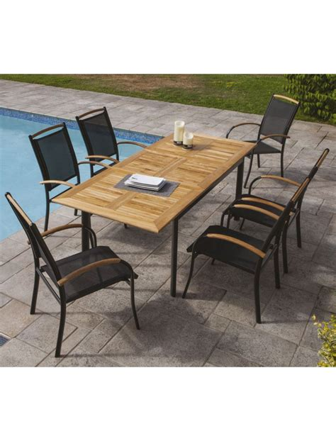 Table Pour Barbecue 314 by Salon Table Fauteuils