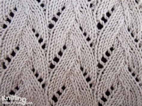 knit braid pattern braided lace stitch pattern knittingstitchpatterns