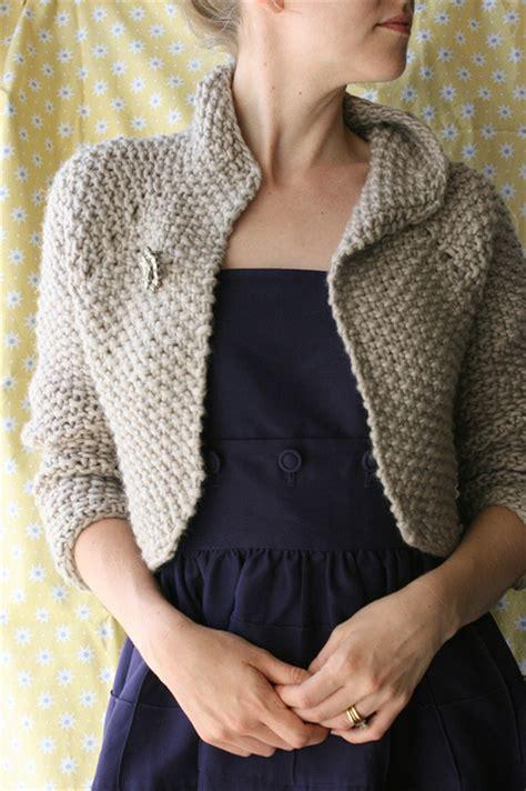 knit shrug pattern easy shrug knitting patterns in the loop knitting