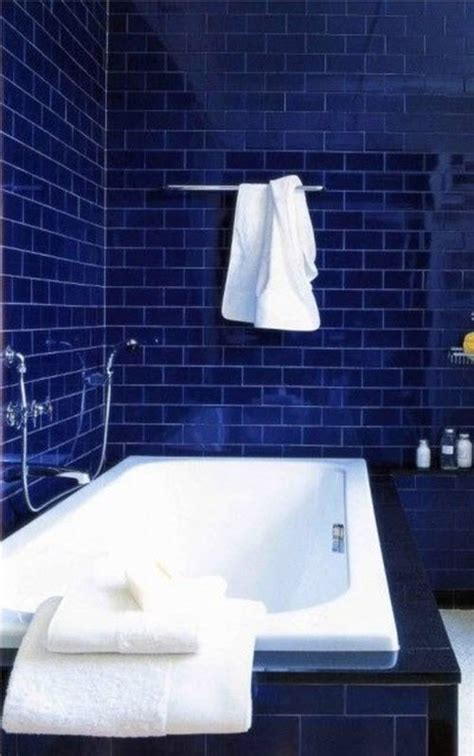 Bathroom Tiles Blue And White by 36 Blue And White Bathroom Tile Ideas And Pictures