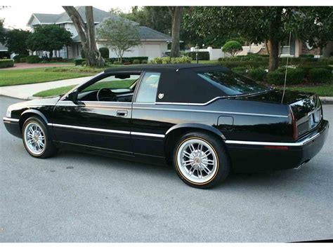 2000 Cadillac Eldorado For Sale 2000 cadillac eldorado for sale classiccars cc 1050547