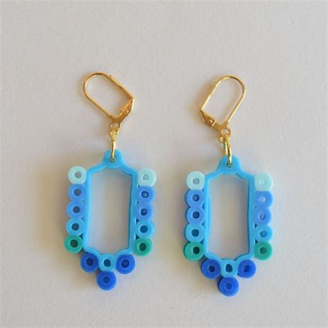perler bead earrings diy perler bead earrings kristiina
