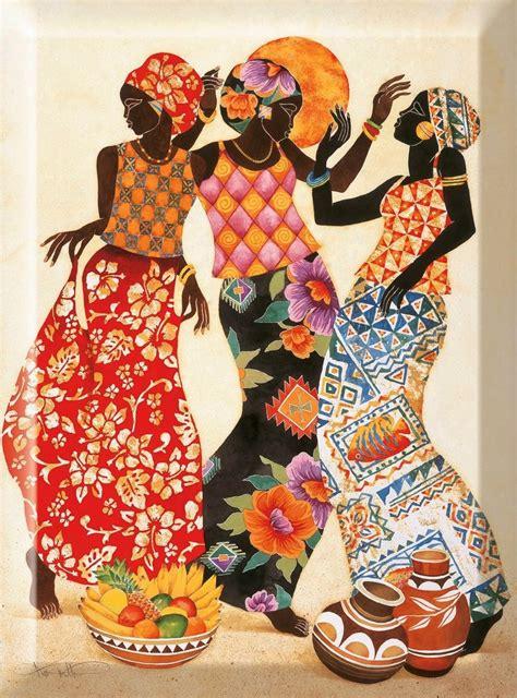 cuadros etnicos mujeres africanas cuadros modernos pinturas y dibujos cuadros 201 tnicos