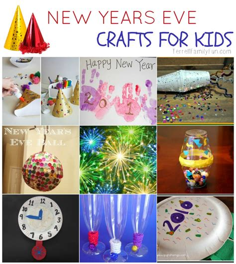new year crafts for new years crafts for