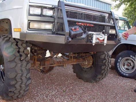 road bumpers k5 blazer images