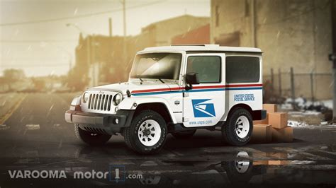 New Postal Truck by Next Mail Trucks That Will Make You Go Postal