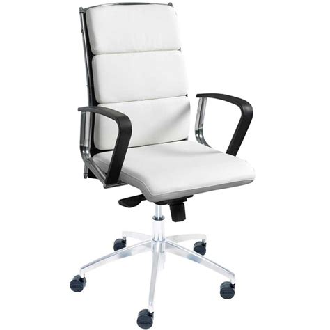 black and white desk chair white office chair design and style