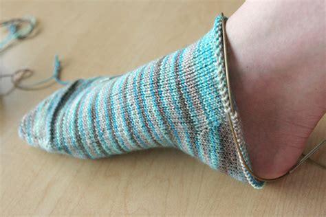 knitting socks toe up january one toe up archives