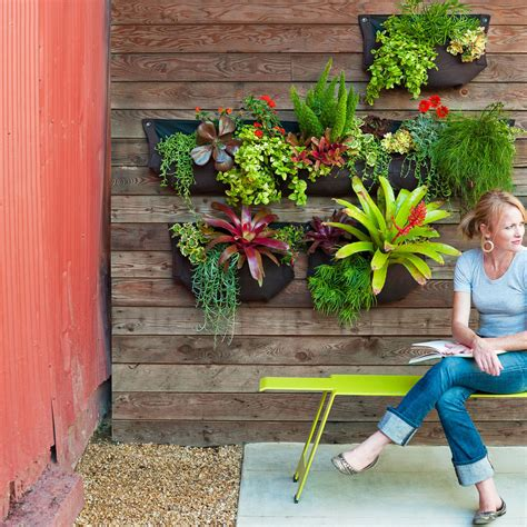 planter walls in gardens favorite diy garden projects sunset