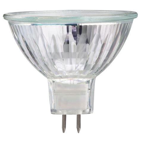 philips 50 watt halogen mr16 dimmable flood light bulb 30 pack 406009 the home depot