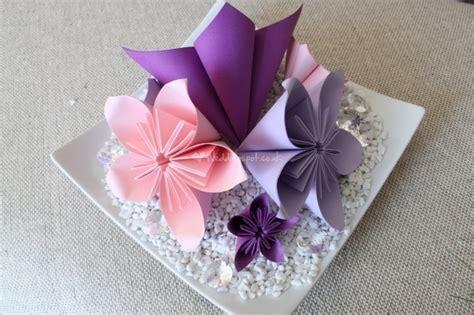 origami centerpiece origami centerpiece weddings