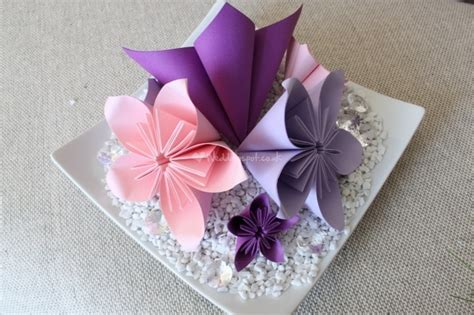 origami centerpieces wedding origami centerpiece weddings