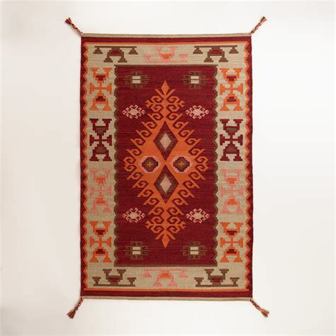outdoor rugs world market odina kilim indoor outdoor rug world market