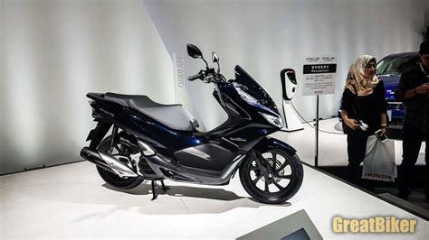 Pcx 2018 Built Up by Honda Shows Pcx 2018 Pcx Hybrid And Pcx Electric