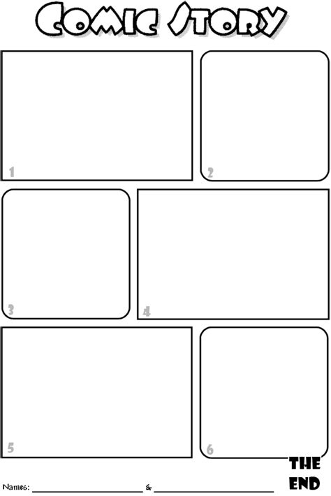 templates for children to make cartooning blanks here are a few ideas for you on