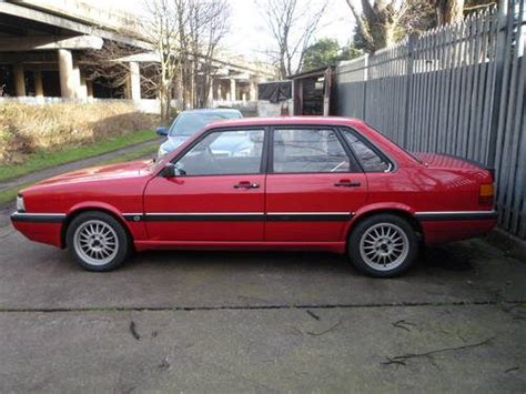 Audi 90 Quattro For Sale by For Sale Audi 90 Quattro B2 3 Owners From New 1985