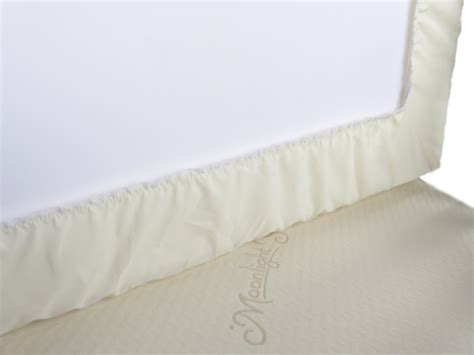 dreamer crib mattress moonlight slumber dreamer organic crib mattress