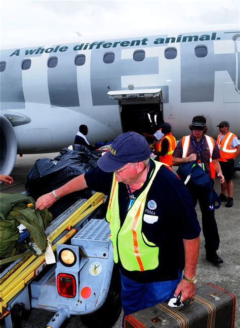 United Luggage Size file fema 38135 a fema baggage handler in la jpg