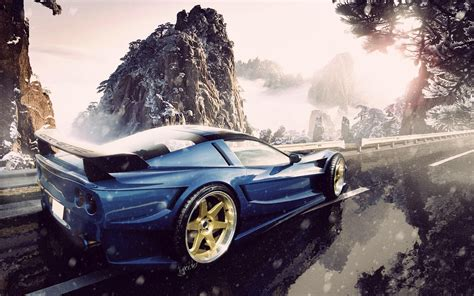 Car Wallpapers Hd For Desktop by Wallpapers Hd Desktop Wallpapers Free Car Wallpapers