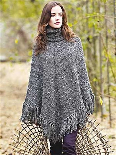 chunky poncho knitting pattern poncho knitting patterns a knitting