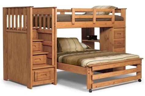 wood bunk bed with stairs bunk bed with stairs bed headboards
